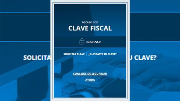 clave fiscal